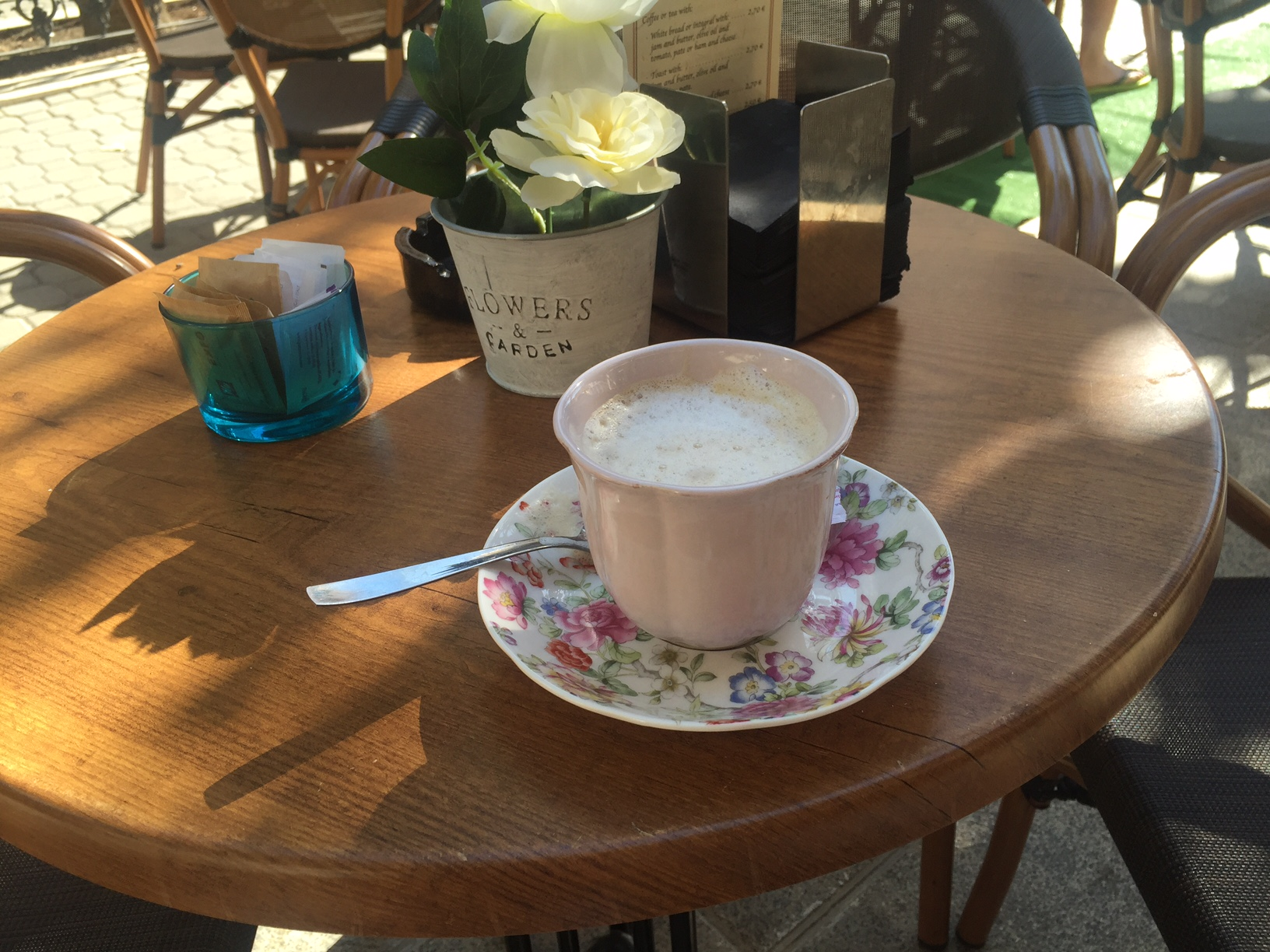 foto taza de café